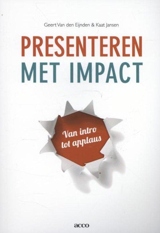 Presenteren met impact