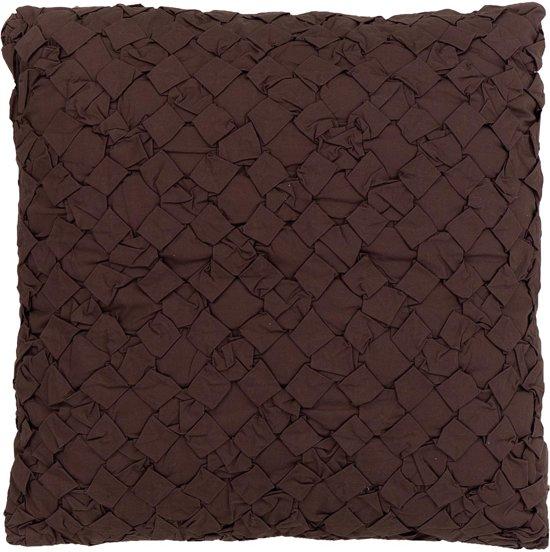 KA Marly cushion Brown 045x045