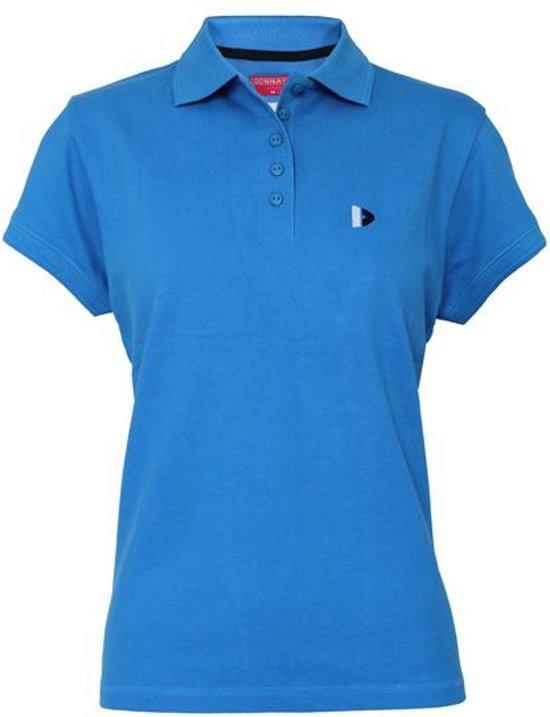 Donnay Polo - Sportpolo - Dames - Maat XXL - Deep Blue