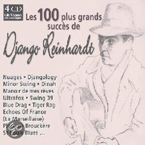 Django Reinhardt - Les 100 Grands Succes De Dja
