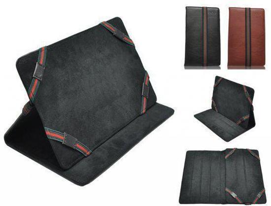 Luxe Hoes voor Ainol Novo 8 Discover - Premium Cover - Kleur Zwart