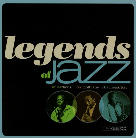 Legends Of Jazz