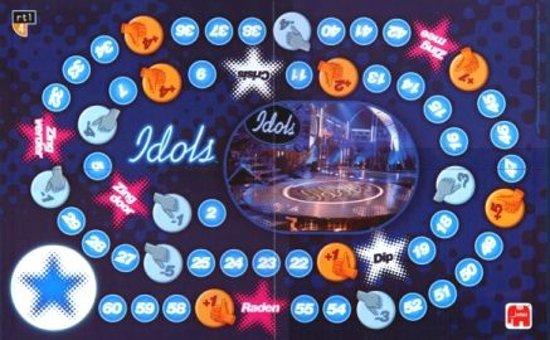Afbeelding van het spel Idols Het Spel van de Televisieshow