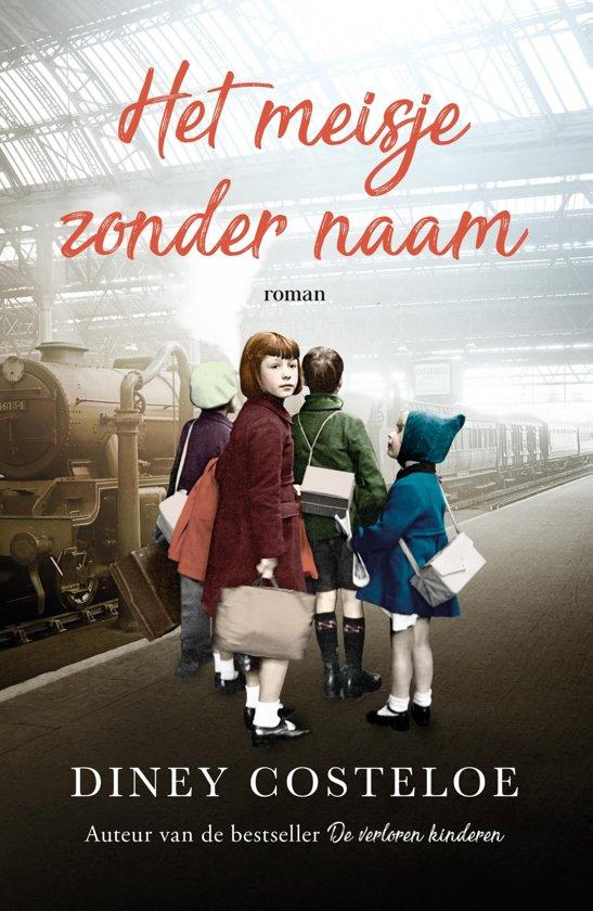 Boek cover Het meisje zonder naam van Costeloe, Diney (Onbekend)