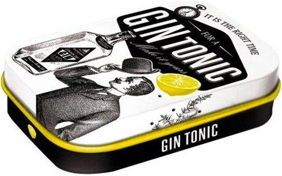 Gin Tonic Mint Box