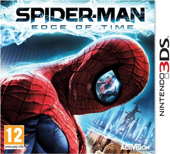 Spider-Man, Edge Of Time - 2DS + 3DS kopen