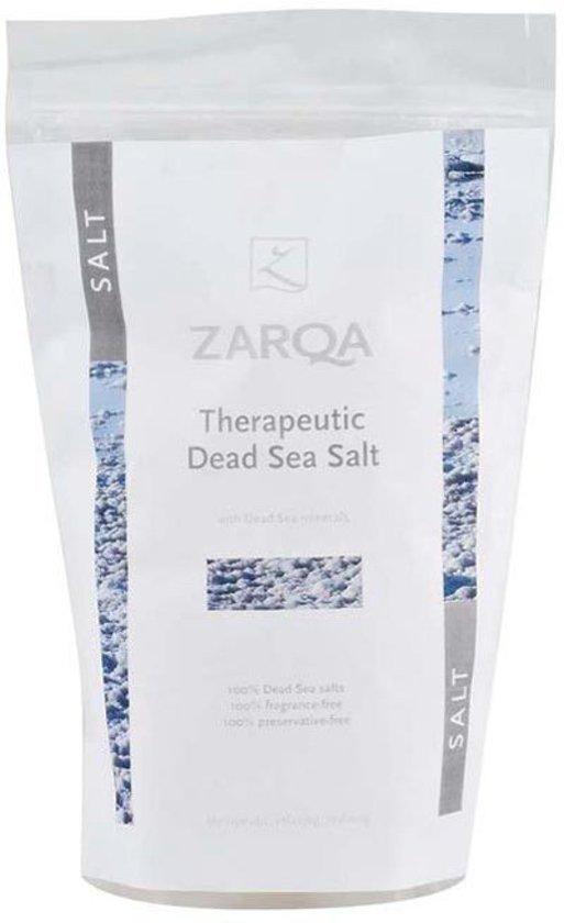 Zarqa Therapeutic Dead Sea - Zeezout - 1000 gr - Badzout