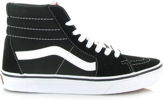 Zwart wit Sneakers Maat 42 Sk8 Vans hi 5 Unisex qfAIa