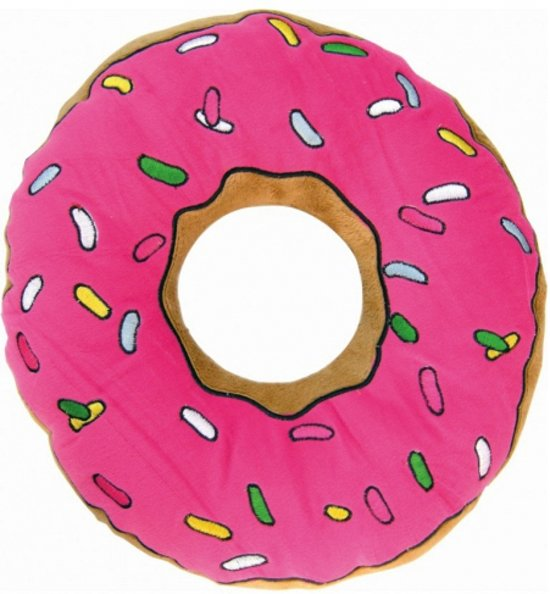 695713f33ad506 bol.com | The Simpsons donut kussen 40 cm, The Simpsons | Speelgoed