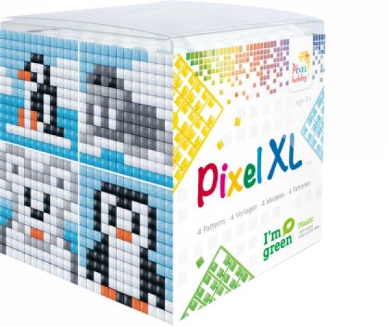 Pixelhobby XL - kubus pooldieren