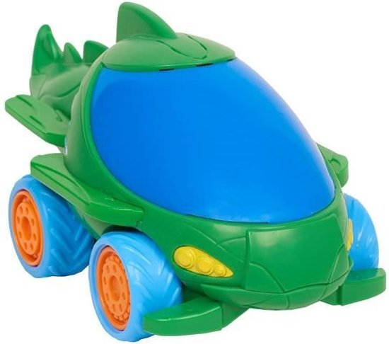 PYJAMASQUES - Rev N Rumblers Vehicle - Geluid en kracht - Reptilo-Mobile