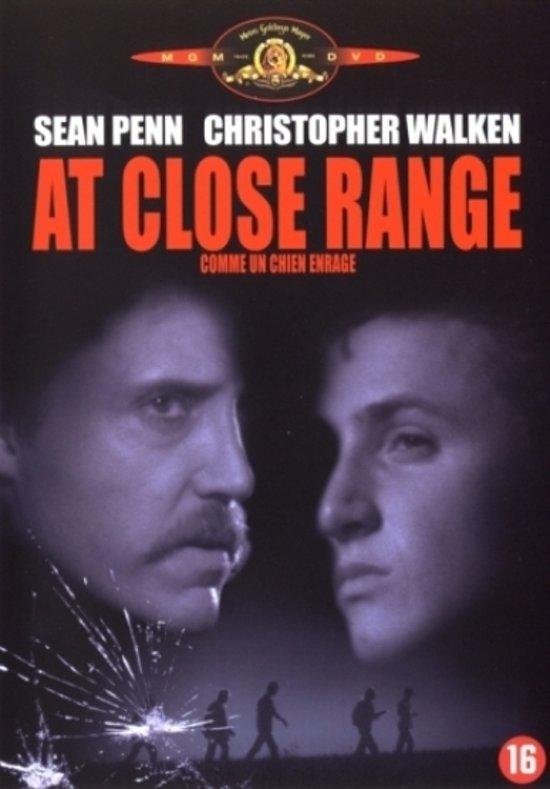 Cover van de film 'At Close Range'