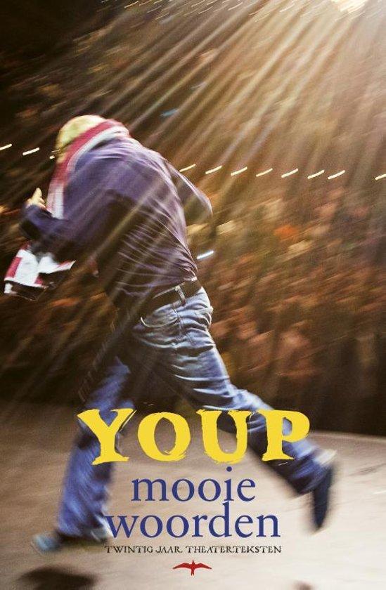 Boek cover Youp mooie woorden van Youp van t Hek (Onbekend)