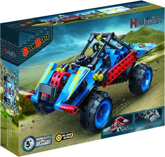 BanBao Hi-Tech Racer 06 - 6957