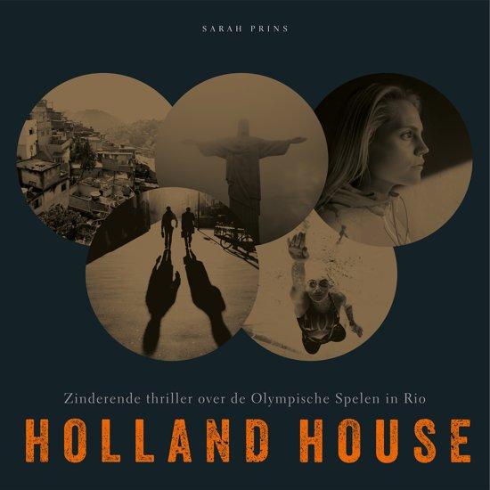 Boek cover Holland House van Sarah Prins (Onbekend)