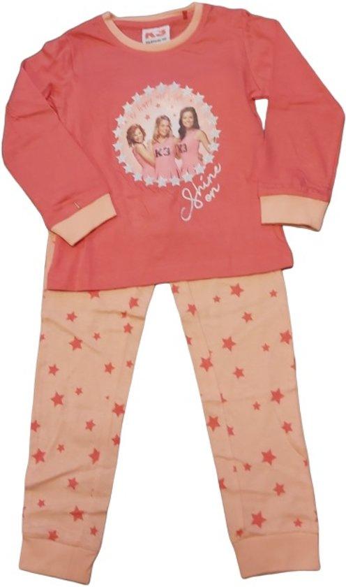 roze K3 pyjama be happy 98/104