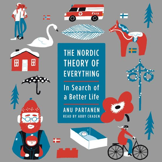 Boek cover The Nordic Theory of Everything van Anu Partanen (Onbekend)