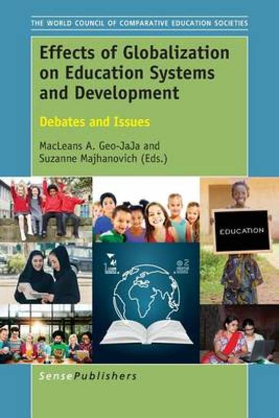 Effects of Globalization on Education Systems and Development