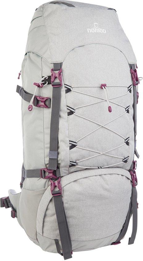 Nomad Sahara 65 Travel Backpack Rugzak - Dames - 65L - Mist Grey
