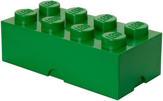 bol lego opbergbox brick 8 50 cm x 25 cm x 18 cm