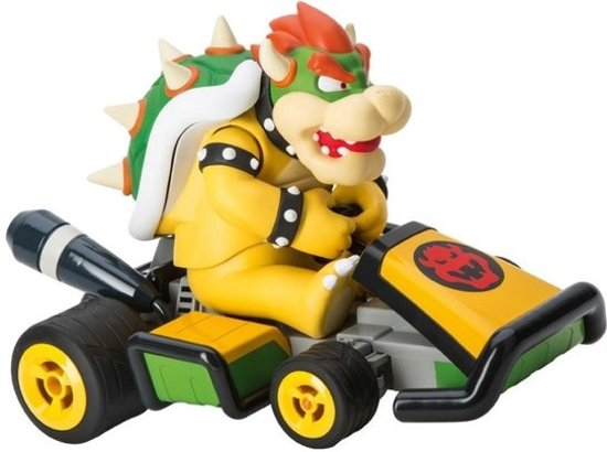 carrera rc mario kart 7 bowser rc auto. Black Bedroom Furniture Sets. Home Design Ideas