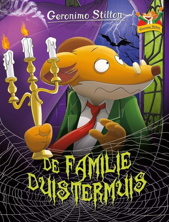 Geronimo Stilton 8 - De familie Duistermuis