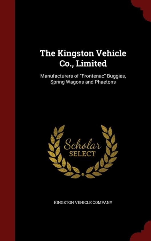 The Kingston Vehicle Co., Limited