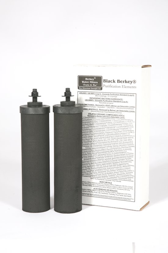 Black Berkey Waterfilters