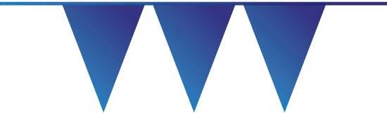 3x Vlaggenlijn Donkerblauw (10M)