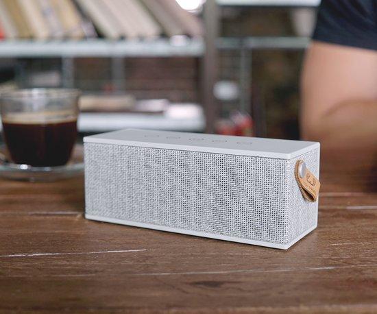 Fresh 'n Rebel Rockbox Brick Fabriq Edition Grijs