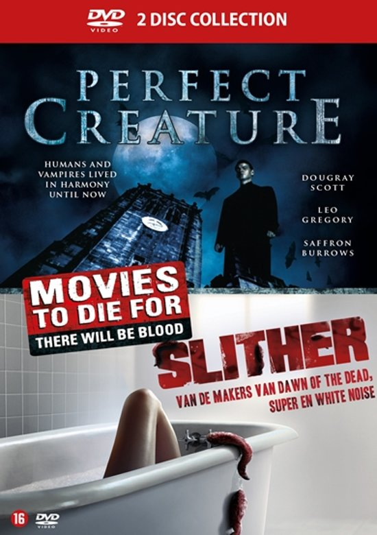 DVD cover van Perfect Creature/Slither