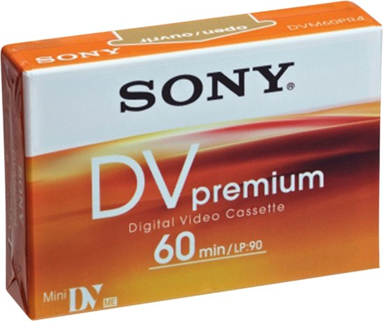 Sony DVM-60 Premium