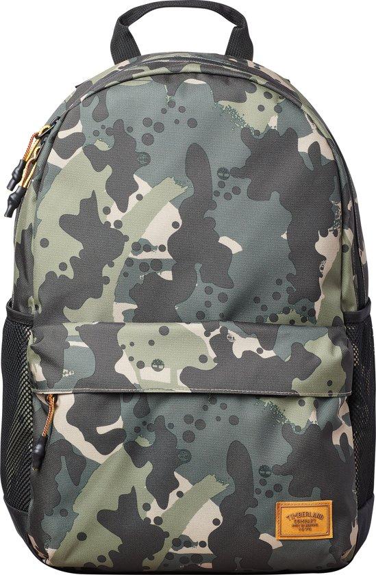 273d5e231ec TIMBERLAND - Classic Backpack Print - GREEN CAMO - UNISEX