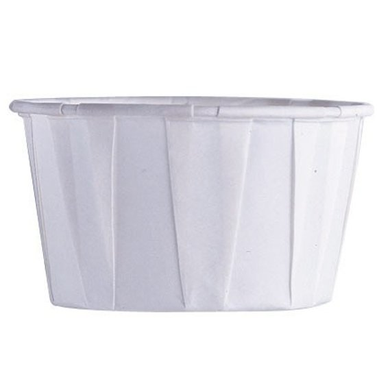 Wilton Party & Nut Cups White pk/24