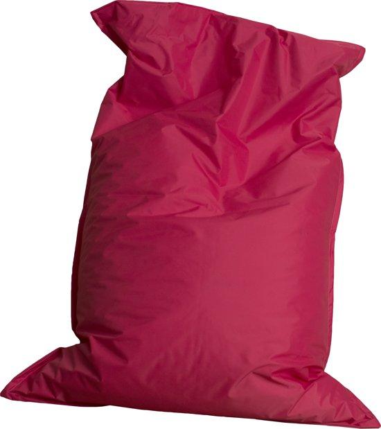 Zitzak 39 95.Drop Sit Zitzak Fuchsia 100 X 150 Cm Binnen En Buiten