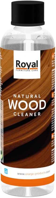 Oranje Natural Wood Cleaner 250ml - hout reiniger