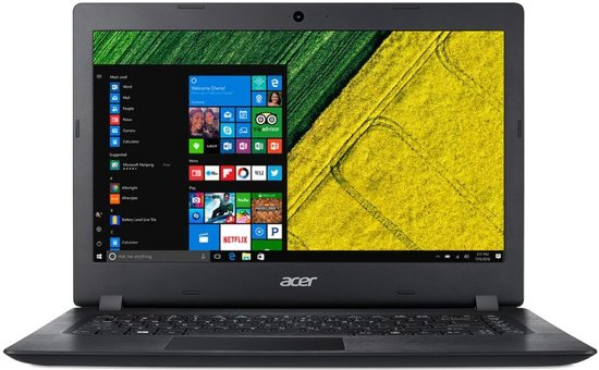 Acer Aspire 3 A315-51-348Z - Laptop - 15.6 Inch