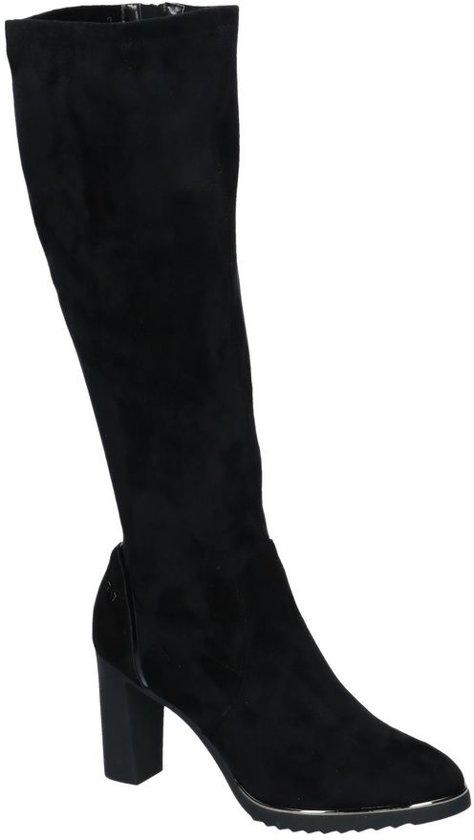 mooie zwarte lange laarzen