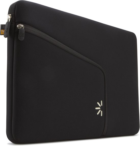 Case Logic PAS213 - Laptop Sleeve voor MacBook Pro - 13.3 inch / Zwart