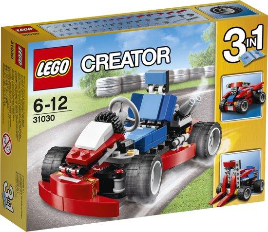 LEGO Creator Rode Go-Kart - 31030