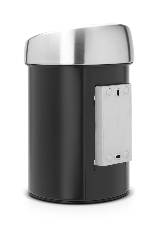 Brabantia Touch Bin Wandafvalemmer 3 L