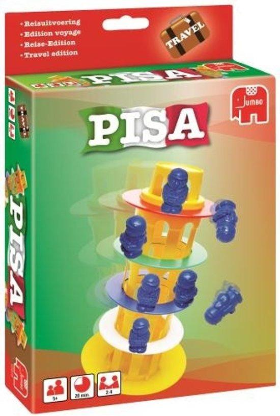 Afbeelding van het spel Jumbo Toren Van Pissa: Reis Editie (12679)