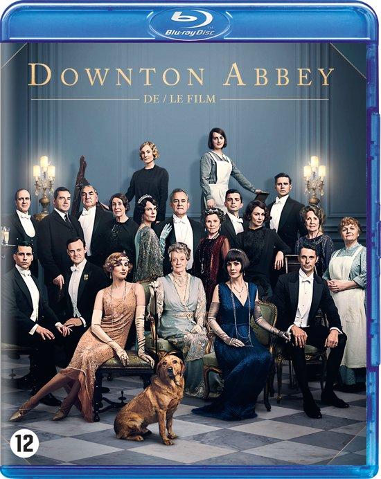 DVD cover van Downton Abbey - De Film (Blu-ray)