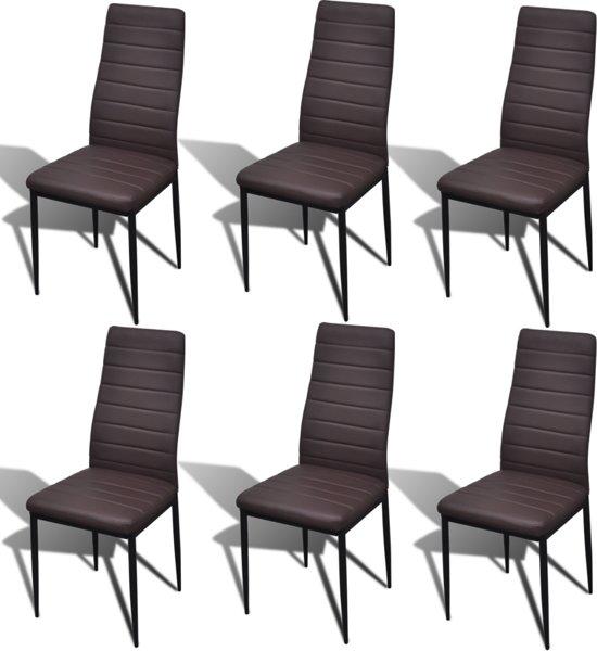 Eetkamer eetkamerset 6 stoelen inspirerende foto 39 s en idee n van het interieur en woondecoratie - Glazen tafel gesmeed ijzer en stoelen ...