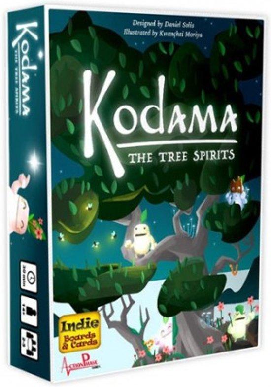 Afbeelding van het spel Kodama: The Tree Spirits -Kaartspel
