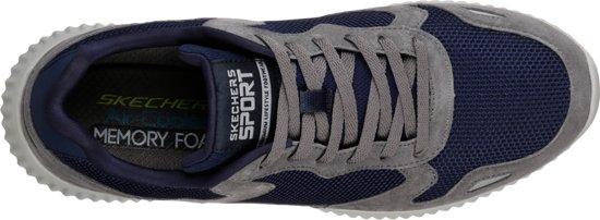 Sneakers Maat Charcoal Skechers 44 Heren Navy Paxmen 5OwawZ