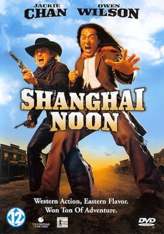 Cover van de film 'Shanghai Noon'