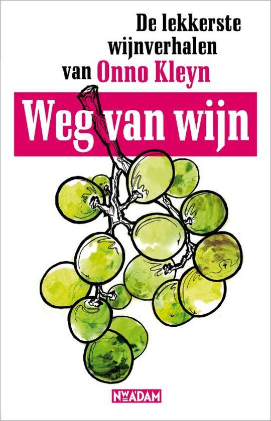 Weg van wijn