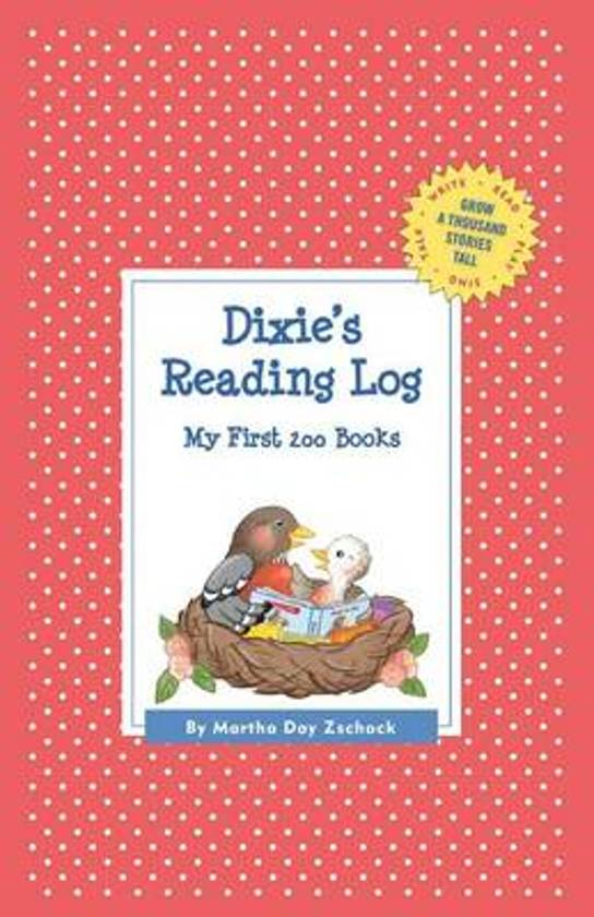 Dixie's Reading Log