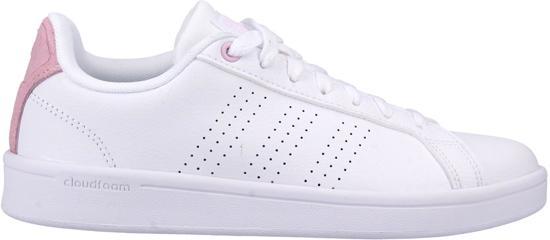 Adidas Vs Advantage W Sneaker laag sportief Dames Maat 38,5 Wit Ftwr White
